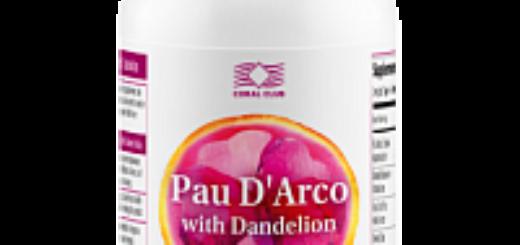 Кора муравьиного дерева с одуванчиком Pau DArco with Dandelion