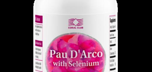 Pau D'Arco with Selenium