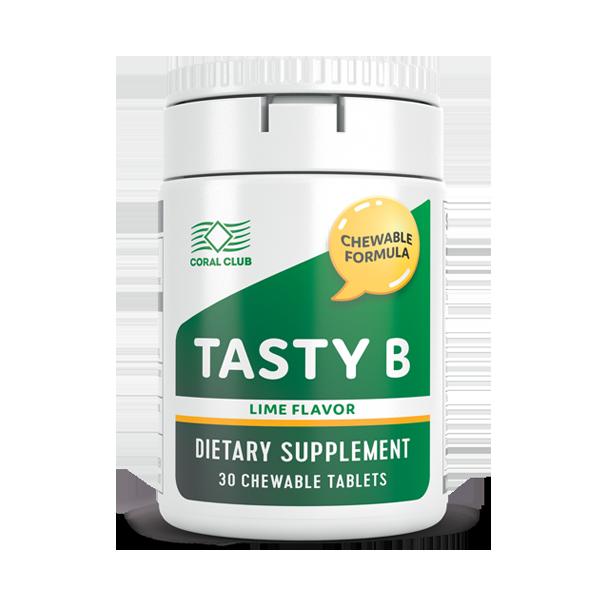 Tasty_B комплекс витаминов группы В