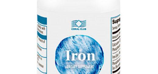 Железо — Iron