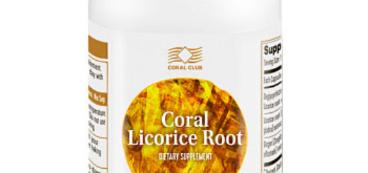 Корал Солодка Coral Licorice
