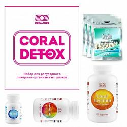 program Coral-Detox kit